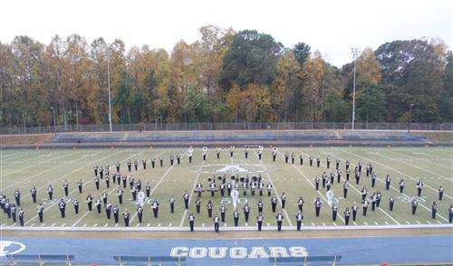 2014 ACHS Marching Band