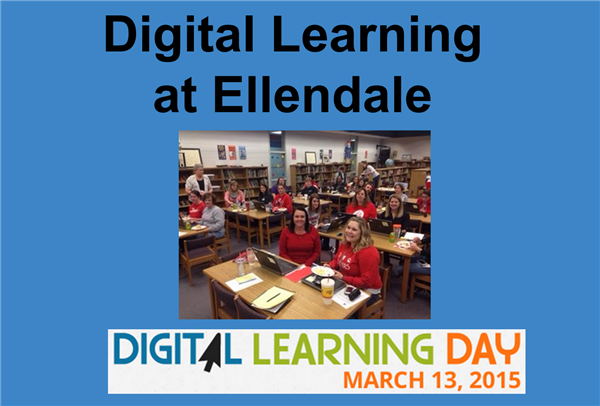 Digital Learning at Ellendale