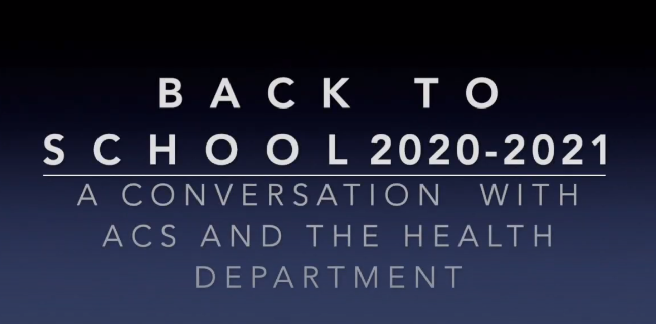 Back to School Conversation Video