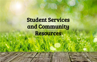 Student Services and Community Resources