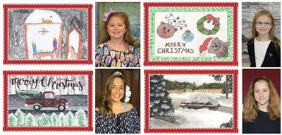 2017 Holiday Card Winners