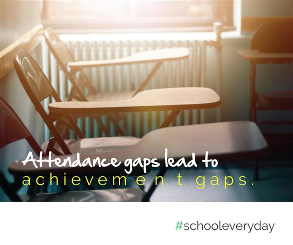 September is Attendance Awareness Month.  Good attendance helps children do well in school and eventually in the workplace.