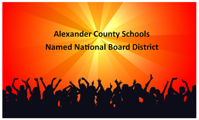 Alexander County Schools Recognized for Commitment to Accomplished Teaching