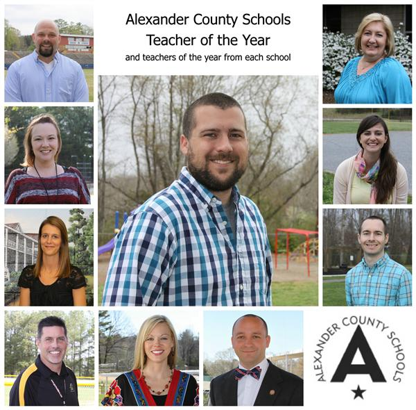 Hefner Named Teacher of the Year
