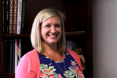 Photo of Amy Daigle - Assistant Principal at East Alexander Middle School