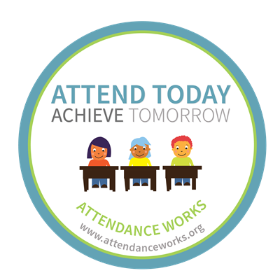 Attendance Awareness Campaign Badge