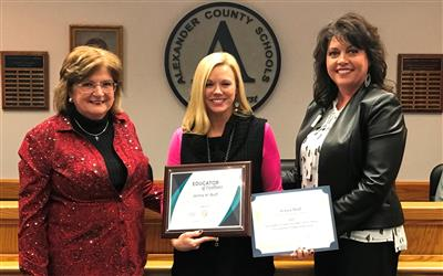 ACS 2017 Exceptional Children's Teacher of Excellence