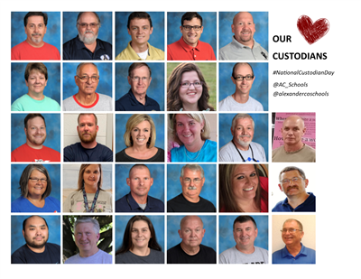 Custodian Appreciation 2019 Graphic