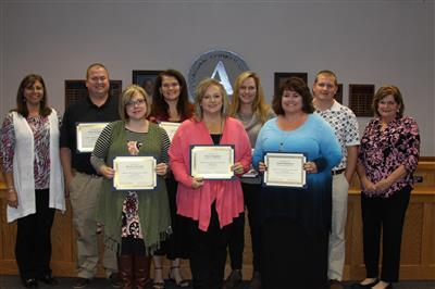 Foundation grant award winners
