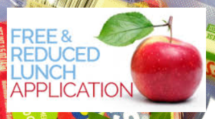 Graphic for free and reduced lunch application