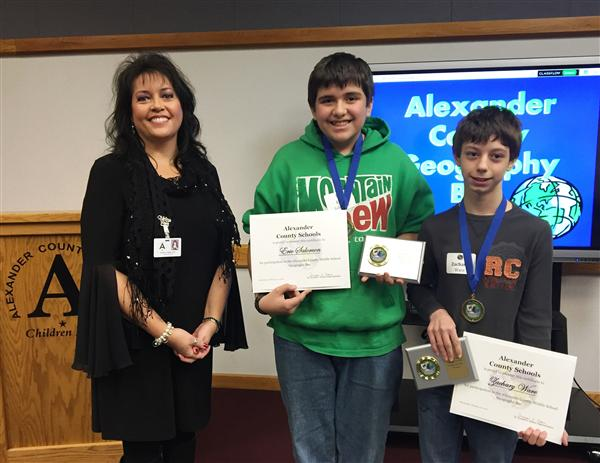 Ware Wins Competition; Salomon Is Runner-up