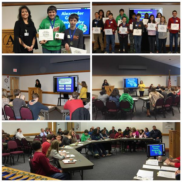 Geography Bee 2016
