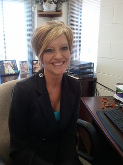 Harrington Named AP for Bethlehem & Hiddenite Elementary Schools