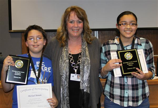 Parsons Wins Spelling Bee; Brown Is Runner-Up