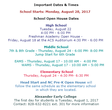 Photo of Upcoming Dates