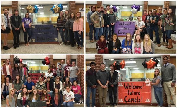 ACHS Instant Acceptance College Days Successful!
