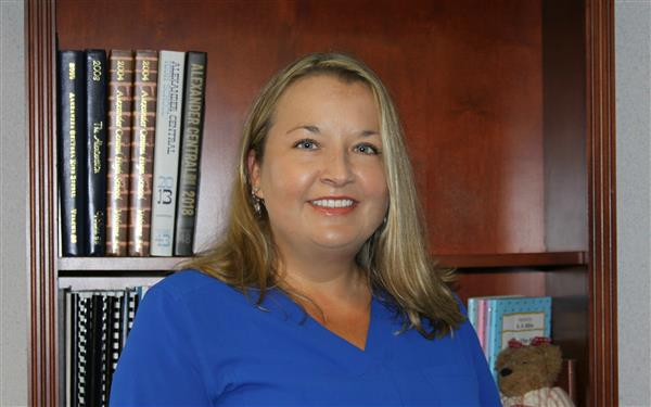 Image of: Jamie Curtis is the new assistant principal at West Alexander Middle School.