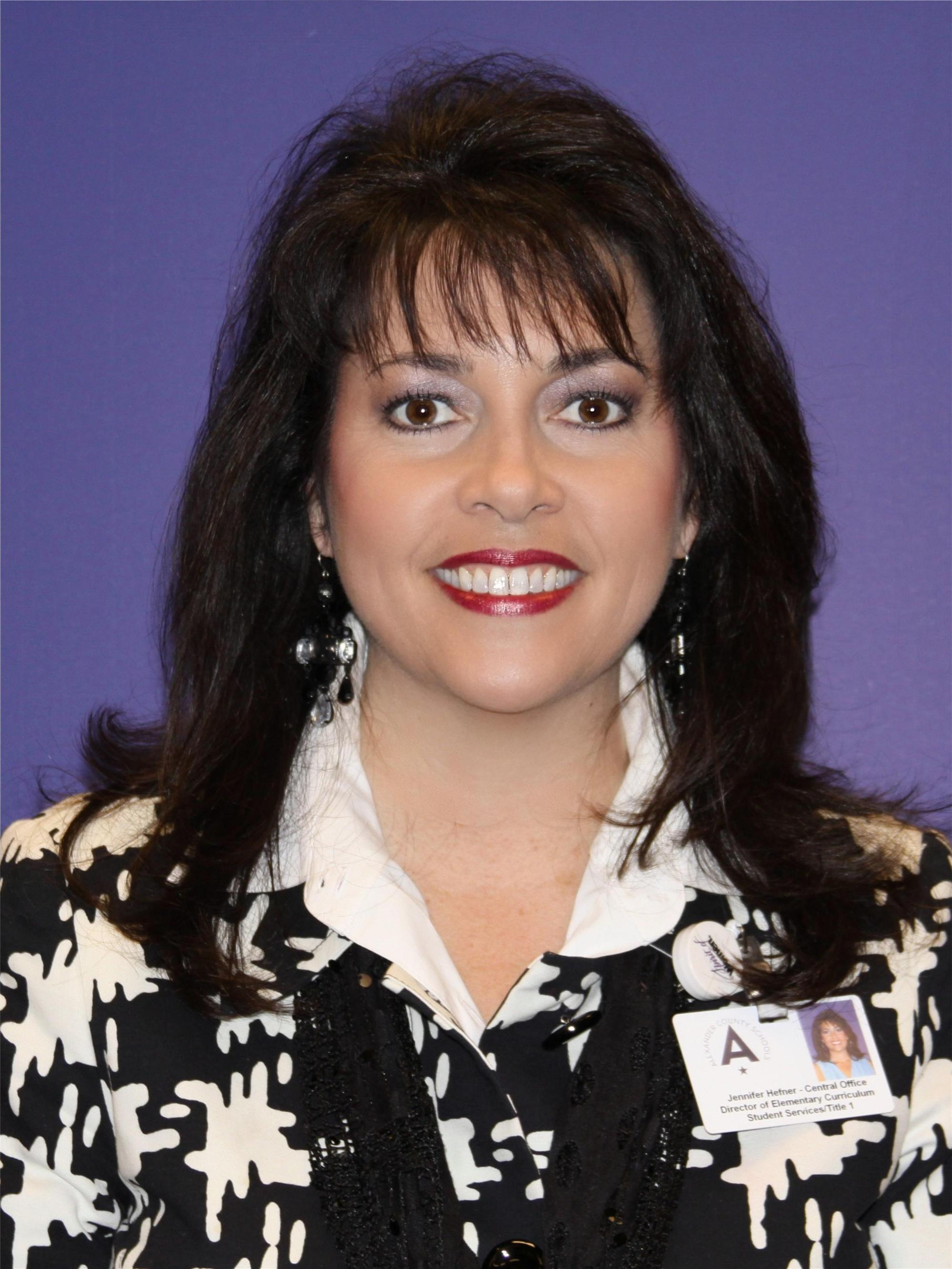 Dr. Hefner Named Superintendent of ACS