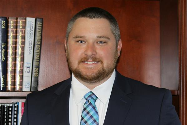 Image of Joseph Mabry - assistant principal of Bethlehem and Hiddenite Elementary Schools