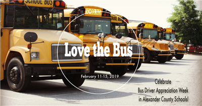 Celebrate Love the Bus Week!