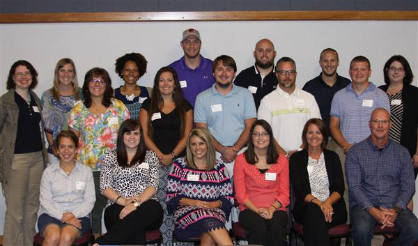 Welcome New Staff Members