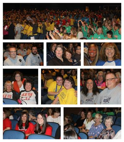 Celebrating the new school year!