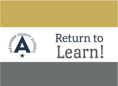 Graphic for Return to Learn!