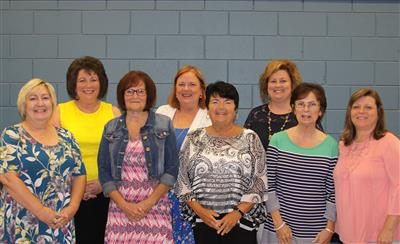 Nineteen Retirees Recognized at Ceremony and Reception