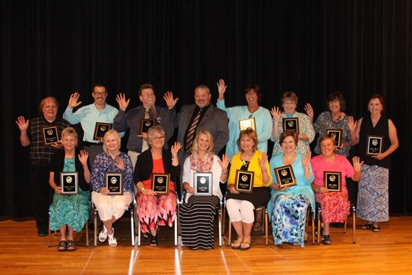 ACS Honors Retirees