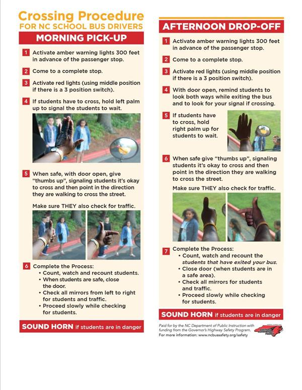 State Board of Education Approves School Bus Policy Revisions