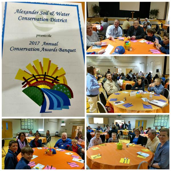 Alexander Soil and Water Conservation Recognition