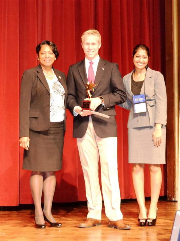 Zachary Wins NCSBA High School Video Competition