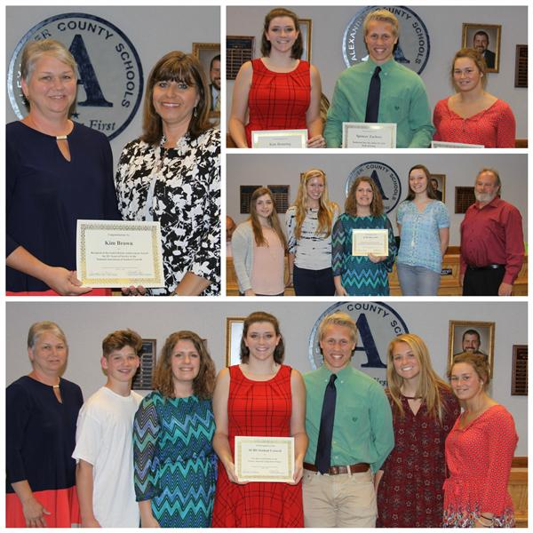 ACHS Student Council Recognized