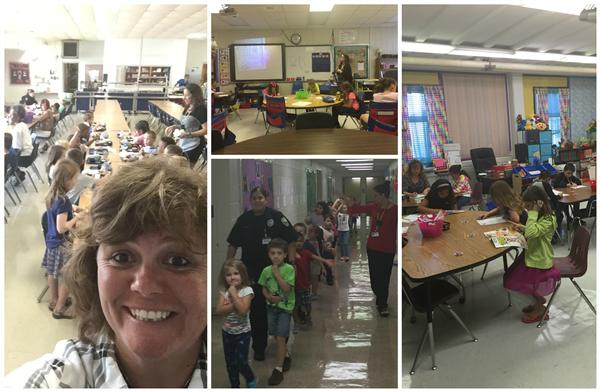 More Photos from the First Day of School!