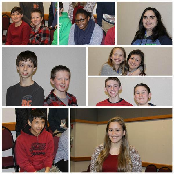 Fun at the Geo Bee