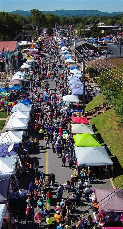 Support  the Taylorsville Apple Blossom Festival