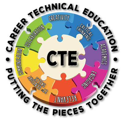 image of Career and Technical Education logo