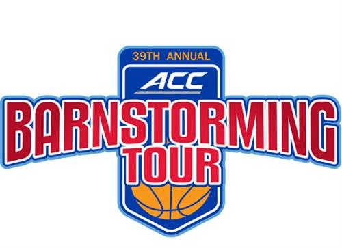 ACC Barnstorming is coming to ACHS