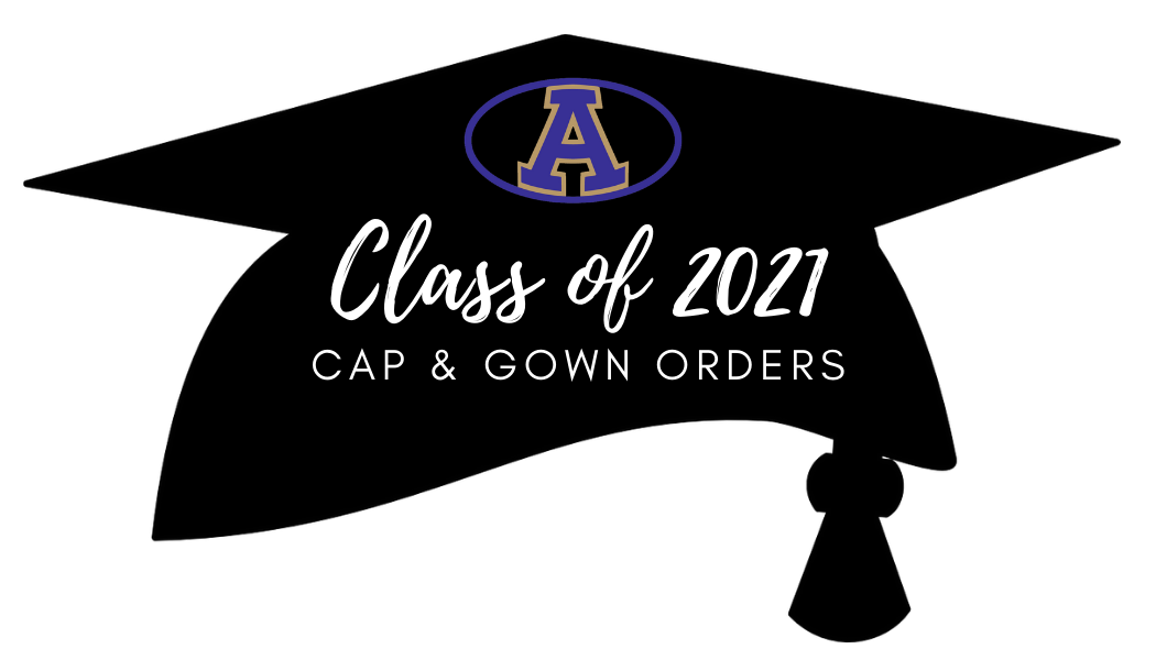 Class of 2021 Cap and Gown / Graduation Orders
