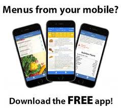 School Nutrition and Fitness mobile app
