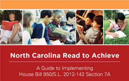 NC Read to Achieve graphic
